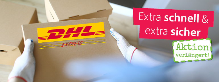 Grafik DHL Express